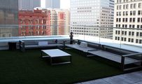 Azure rooftop lounge at The 9 in Cleveland boasts stellar views of the city