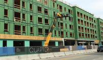 New $60M Ohio City apartment/retail project is reaching halfway point